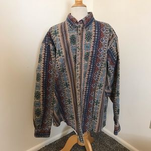 Vintage Southwest Woolrich Shirt
